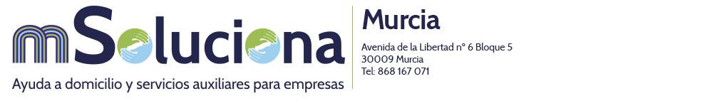 mSoluciona Murcia Logo
